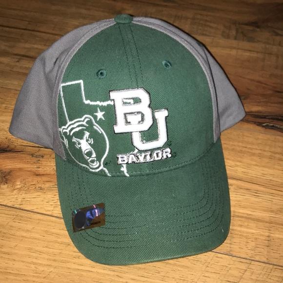buy online 7c8ee 4d79a NWT Baylor University Bears BU Cap Hat - NCAA